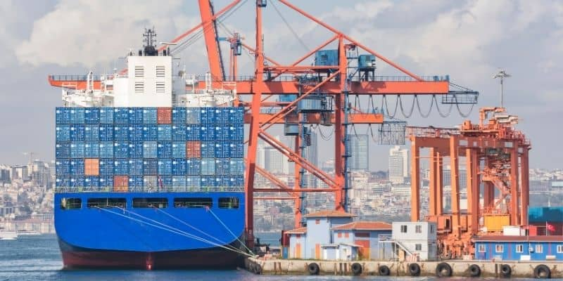 Sea Freight LCL & FCL Shipping Services - FPF Global Ltd.